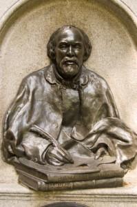 Dante Gabriel Rossetti Monument